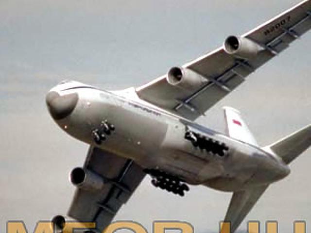 Antonov, az orosz szuperjumbo