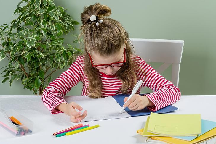 A legtöbben már túl vannak az iskolaérettségi vizsgálatokon. Fotó: depositphotos.com