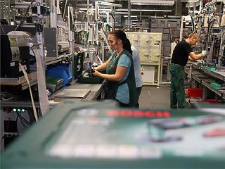 Sztrájk lesz a Bosch miskolci gyárában