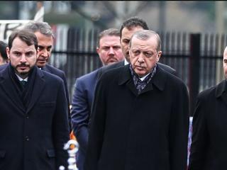 Megnyugtatták a törökök a befektetőket