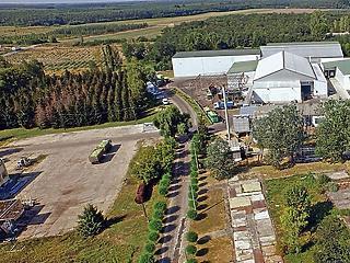 2,1 milliárd forintból fejlesztett az Agrosprint Nyírlugoson