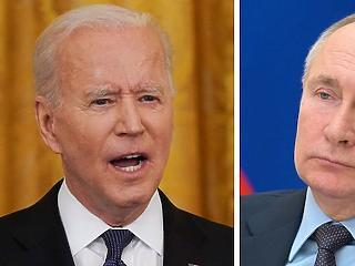 Óriási a tétje a mai Biden-Putyin csúcstalálkozónak