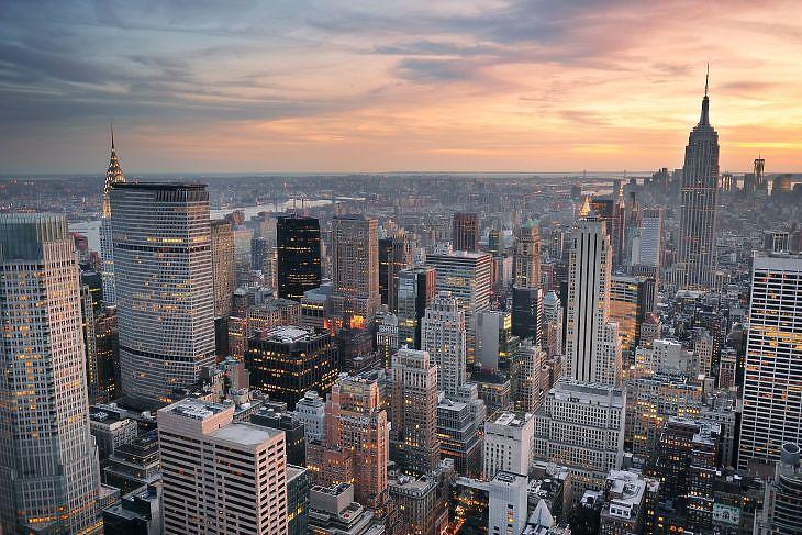 New York (Forrás: Depositphotos)