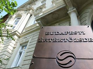 BÉT: erős nyárvégi kereslet, emelkedő árak a budapesti parketten