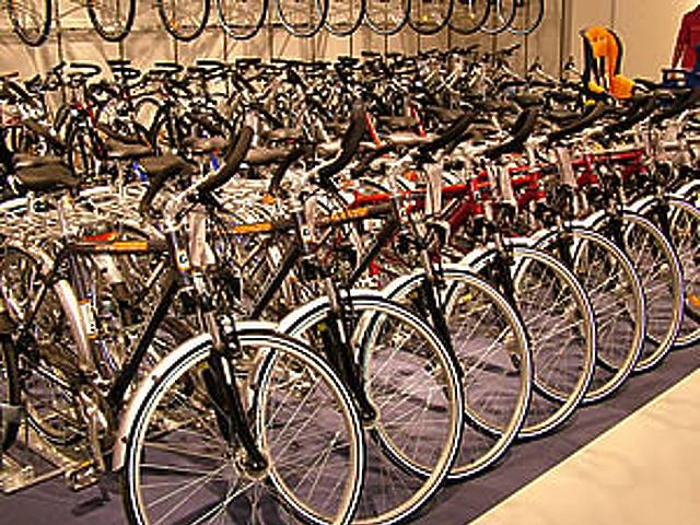 Széles bicikli-kínálat