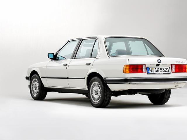 40 éves a 3-as BMW