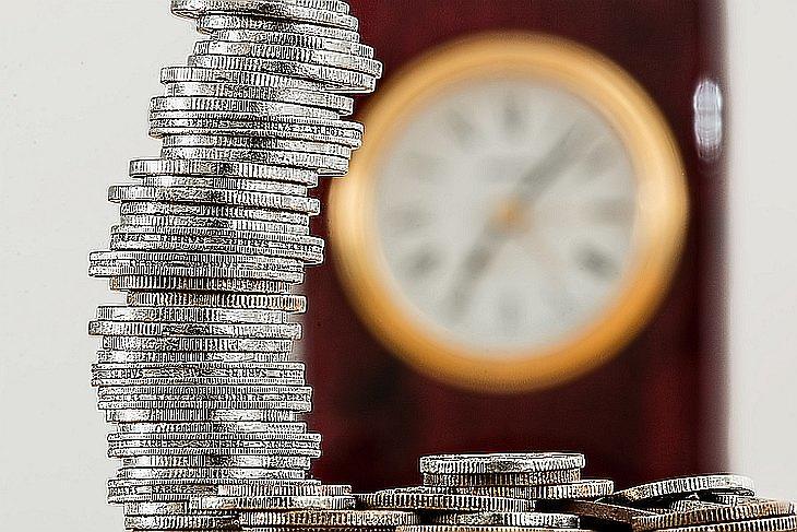 Elérkezett az idő a készpénzcunami megállítására? Fotó: depositphotos