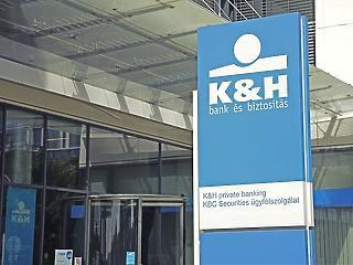 Erős évet hagyott maga mögött a K&H Bank