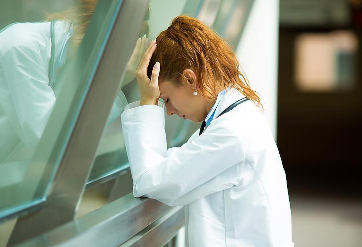 Alkotmánybírósághoz fordulhatnak az egészségügyből kilépett dolgozók. Fotó: Depositphotos