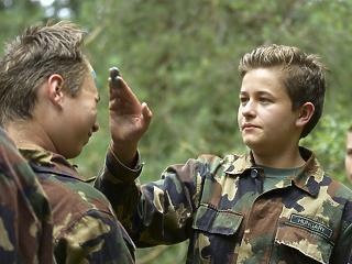 1200 magyar gyerek nyaral honvédelmi táborban
