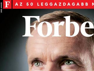 4,5 millió forintra bírságolták meg a Forbes kiadóját a Hell panaszai miatt