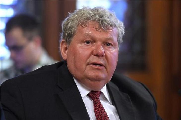 Süli János, a beruházásért felelős tárca nélküli miniszter