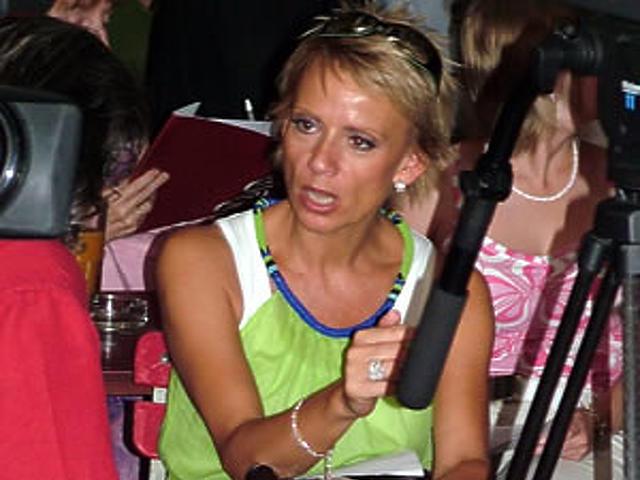 Jakupcsek Gabriella a TV2 színeiben