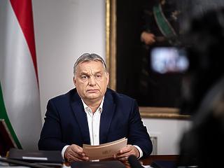 Orbán Viktor bejelentés 20201207