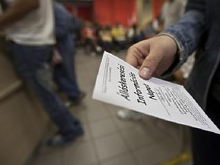 Jócskán megugrott a munkanélküliség Magyarországon