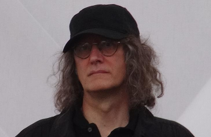 Gianroberto Casaleggio 2014-ben. Forrás: Wikipédia/Livioandronico2013