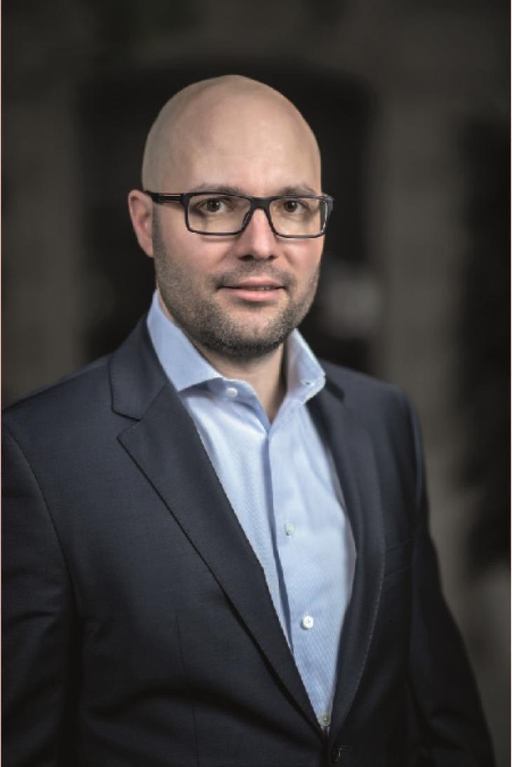 Linczényi Aladin, a 4iG Nyrt. általános vezérigazgató-helyettese