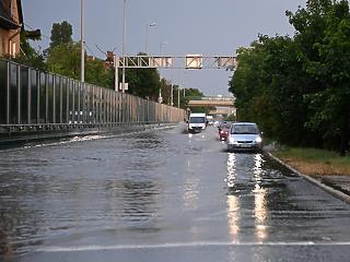 Magyarországra is betört a nagy károkat okozó szélsőséges időjárás