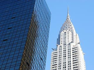 Eladó New York egyik legszebb felhőkarcolója
