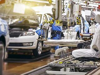 Rekordhónap után csúszott vissza a magyar gyárak teljesítménye