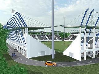 Kápolna is lesz a szegedi stadionban