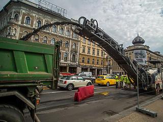 Örülhetnek a budapesti autósok – felgyorsítják a Blaha felújítását