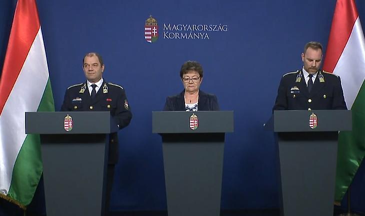 A tartalékosokat számba vették, de ez nem jelenti a kijárási tilalom előkészítését. Fotó: mfor.hu
