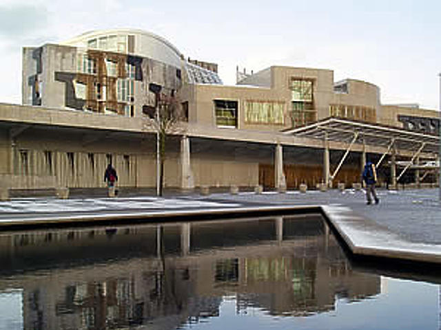 A skót parlament 2.