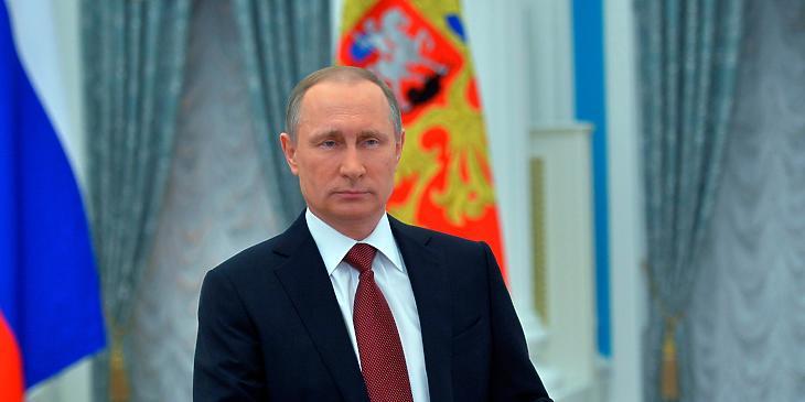 Putyin örök (fotó: MTI/EPA)