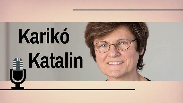 Karikó Katalin  még mindig összerándul az elhíresült táblázat hallatán. Fotó: youtube