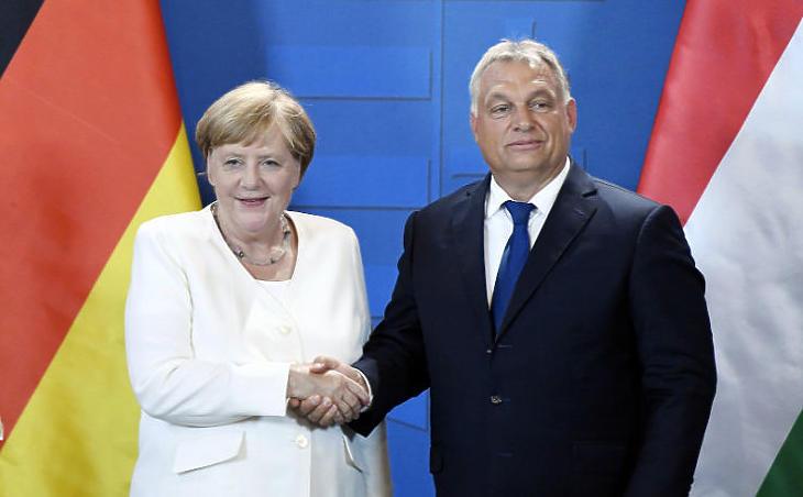 Magyar-német kapcsolatok: a gazdasági gravitációt nem érdemes felülírni (MTI Fotó: Koszticsák Szilárd)