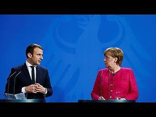 M&M: Merkel szereti Macron csomagját