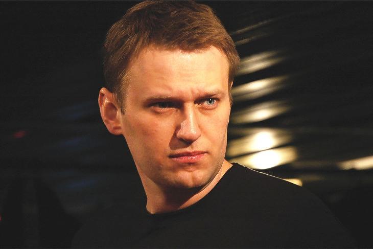 Alekszej Navalnij 2017-ben. (Wikipédia/Alexey Yushenkov/ César)