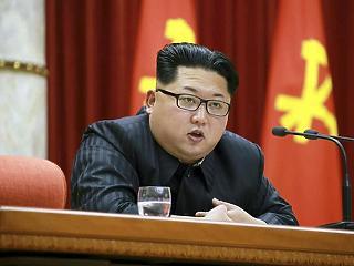 Kim Dzsong Un: igen, figyelmeztetés volt a keddi rakétateszt