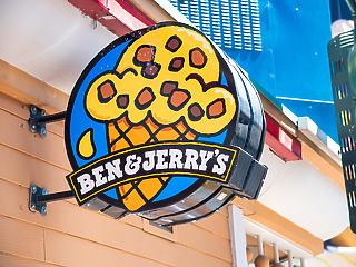 Nem ad el több fagyit a Ben & Jerrys Izrael egyes területein