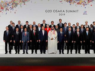 A szabadkereskedelem a G20-zárónyilatkozat slágere, az amúgy épp dübörgő protekcionizmus meg valahogy kimaradt belőle