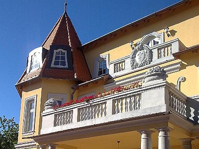 Villa a Svábhegyen
