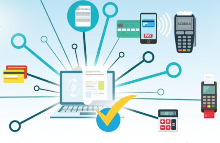 Júlis 1-től jön a kötelező online számlázás