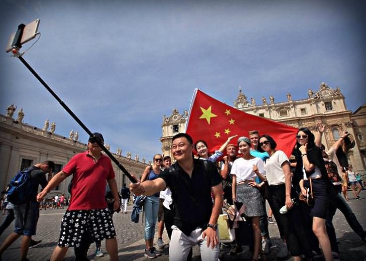 Eltűntek a kínai turisták