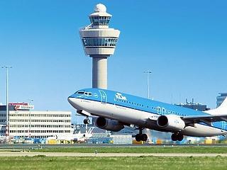 Hétfőtől újra lehet repülni Budapestről Amszterdamba a KLM-mel