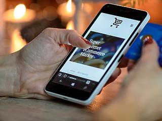 Valódi sikertörténet az e-kereskedelem térnyerése