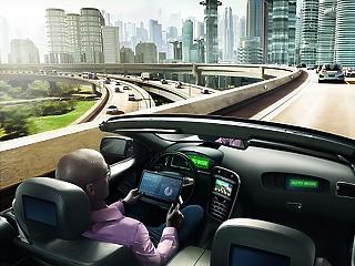 Beszáll a Continental is a BMW és az Intel önvezető autó projektjébe