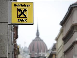 Működési bevételei növekedése hízlalta a Raiffeisen tavalyi profitját