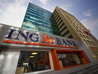 Pénzmosási ügy miatt kapott gigabírságot az ING