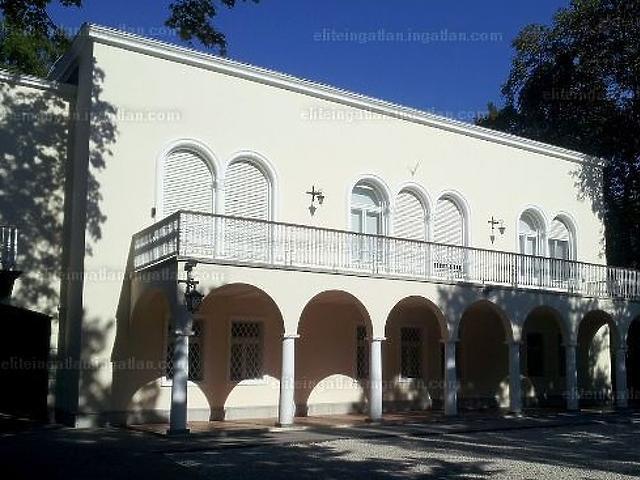 Villa a Gellérthegyen