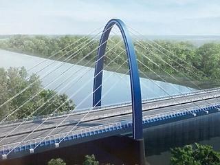 Új hidat építenek a Tiszán