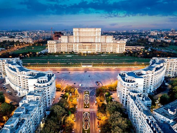 Bukarest (Fotó: depositphotos.com)