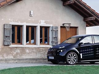 Jövőre már kapható lesz egy új elektromos kisautó, a Sion