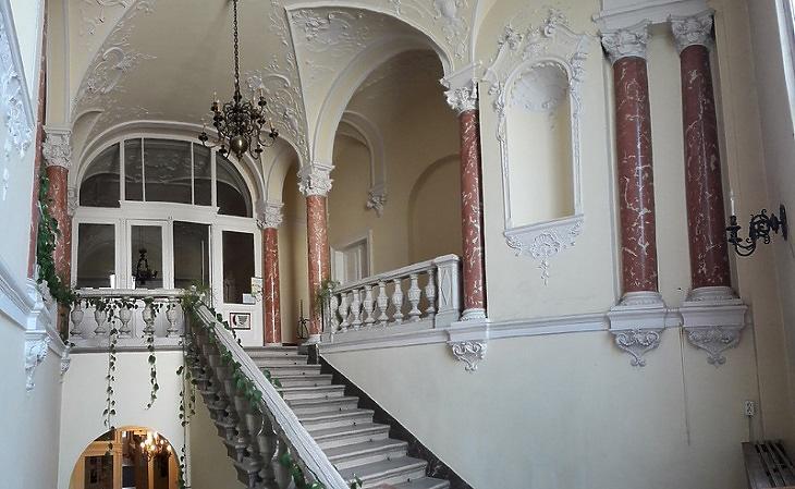 A 15 szobás Andrássy úti palota