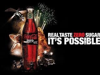 Változik a Coca-Cola Zero íze